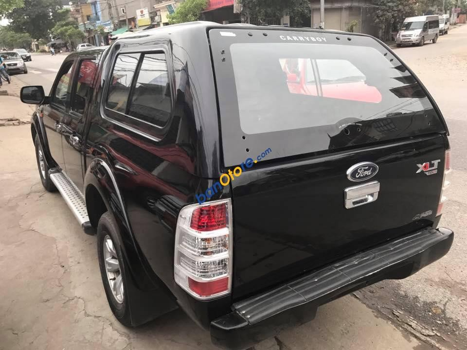 Bán gấp xe Ranger XLT đen 2011 hai cầu máy dầu cực chuẩn
