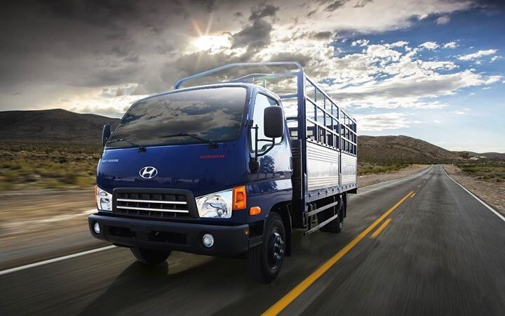 Hyundai Porter 150 đời 2018, giao xe ngay, hỗ trợ vay tới 75%