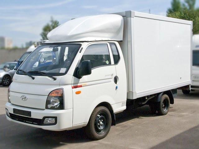 Hyundai Porter II: Xe tải nhiều chức năng