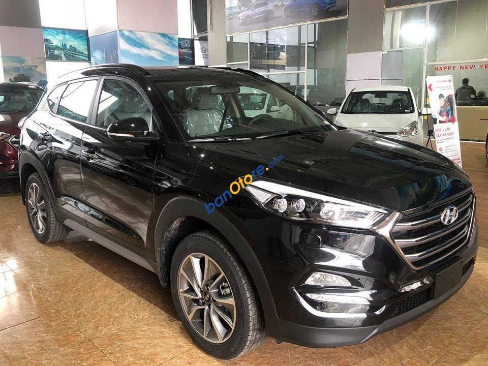 Bán Hyundai Tucson 2.0 AT đặc biệt sản xuất 2018 đủ màu giá 828 triệu + KM 15 triệu - Liên hệ: 0919929923