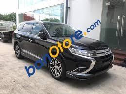 Bán xe Outlander màu đen có sẵn tại Quảng Bình, giảm giá đến 51tr, hỗ trợ vay trả góp 80%