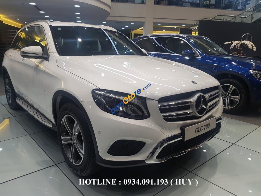 Bán Mercedes GLC 200 2018 - ưu đãi đặc biệt, giao xe ngay