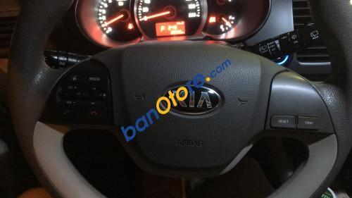 Bán Kia Morning Si  1.2 AT sản xuất 2016, màu trắng, xe nhập, giá tốt