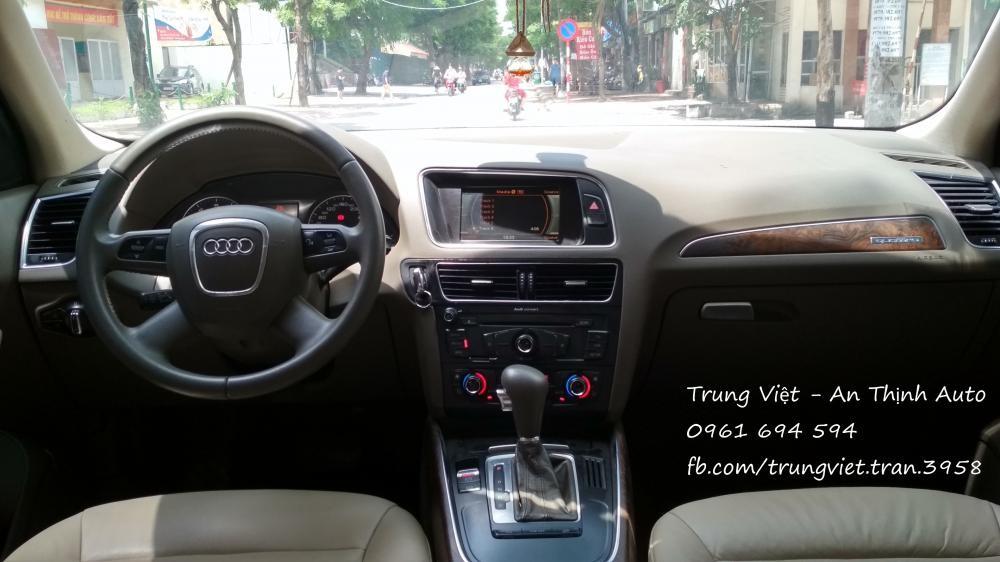 Bán Audi Q5 2.0T Quattro 2009 ĐKLĐ 2012 nhập Đức