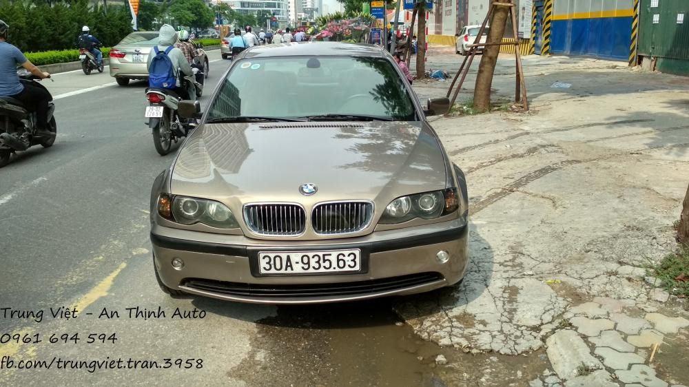 🚙🚙 BMW 325i (E46) 2.5AT 2004 ĐKLĐ 8/2005