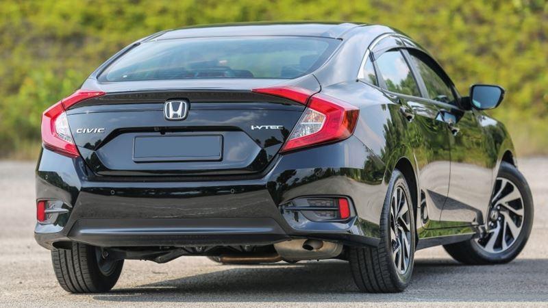 Bán Honda Civic 1.5 RS tại Quảng Bình giá từ 929 triệu- Đặt hàng giao ngay - LH 0977779994