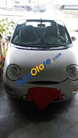 Cần bán lại xe Chery QQ3 năm sản xuất 2009, màu bạc