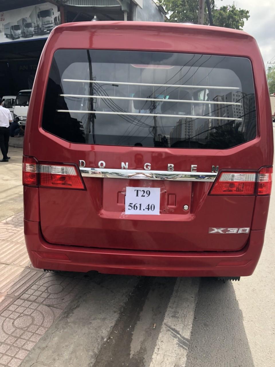 Cần bán xe Dongben X30 sản xuất năm 2018, giá tốt