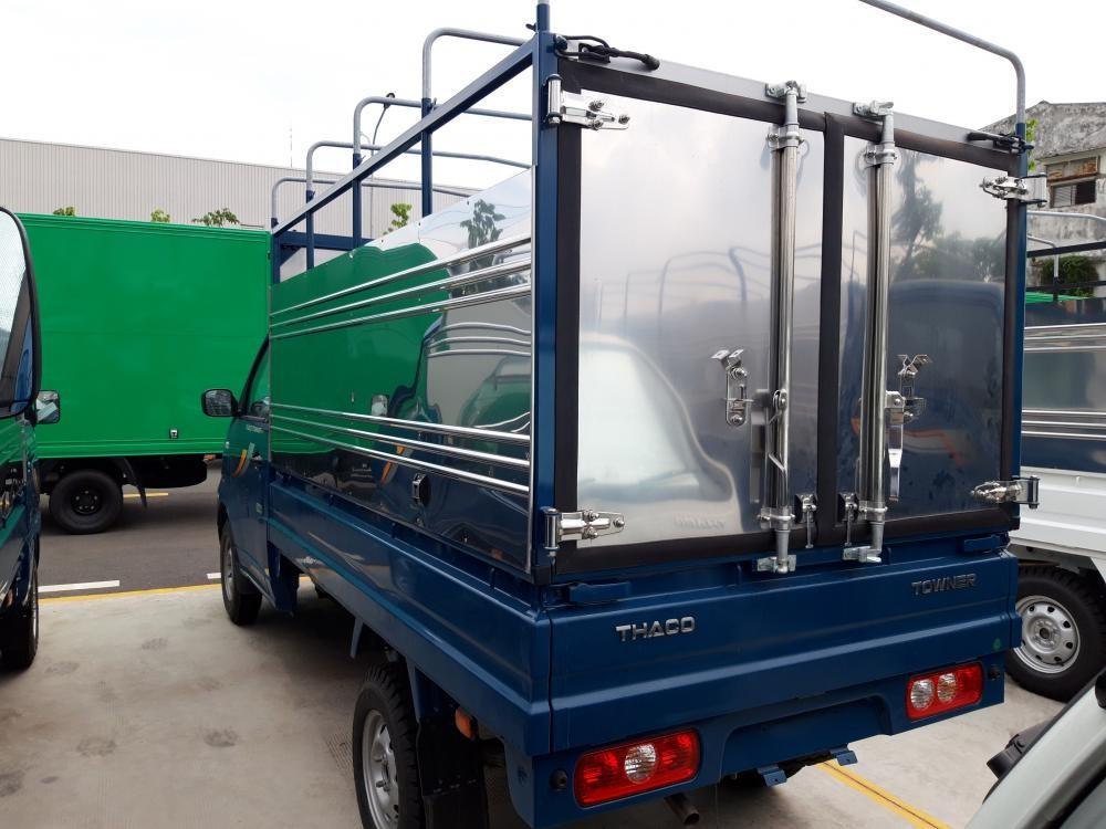 Xe tải nhỏ máy xăng, tải trọng 1 tấn, Thaco Trường Hải