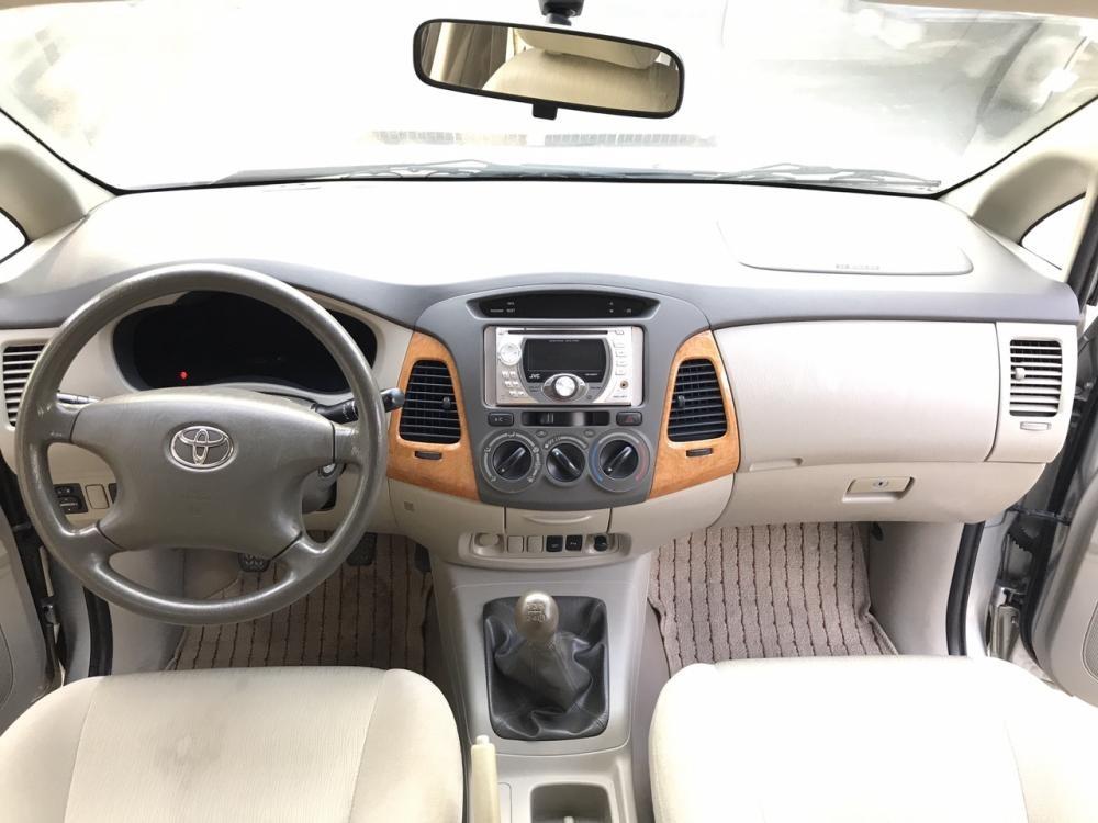 Bán xe Toyota Innova G 2009, màu bạc