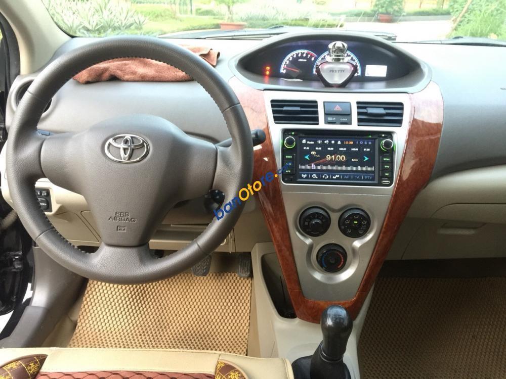 Gia đình cần bán gấp chiếc Toyota Vios 1.5 E sản 2011, màu đen, số sàn, chính chủ gia đình đang sử dụng