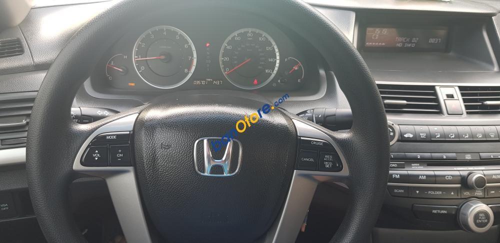 Bán Honda Accord 2.4 2008, nhập Mỹ, đẹp nhất Việt Nam