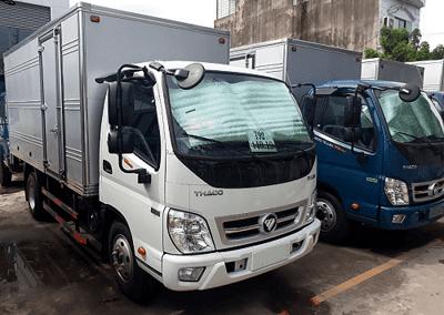 Bán xe tải Thaco Trường Hải Ollin 2.2 tấn và Ollin 3.5 tấn tại Hải Phòng