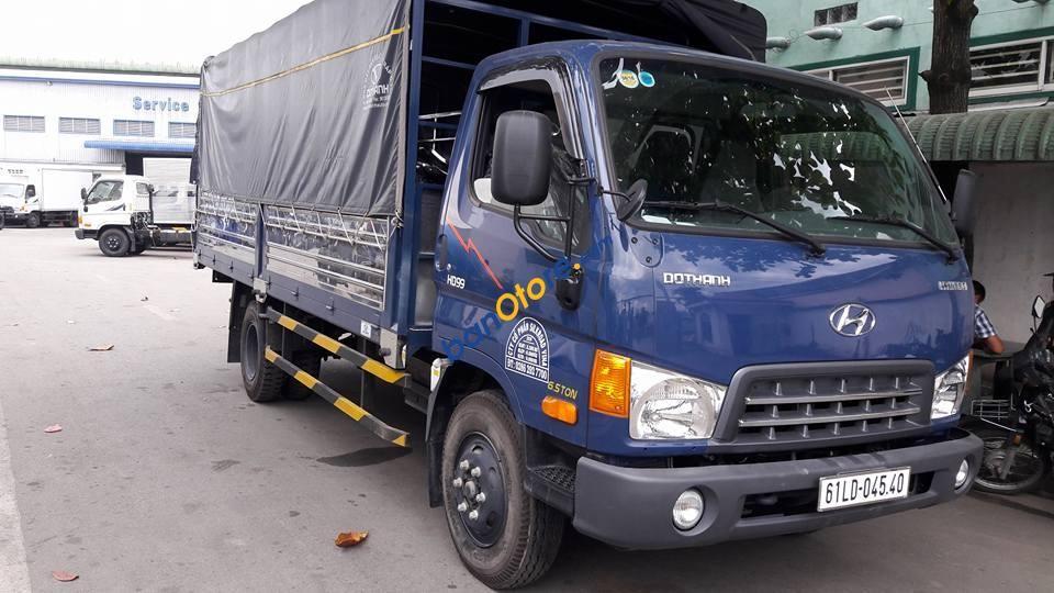 Bán xe Mighty 2017 trọng tải 7.8 tấn của hãng Hyundai Đô Thành