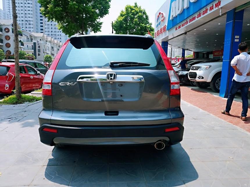 Bán xe Honda CR V 2.0 2009, nhập khẩu, giá 525tr