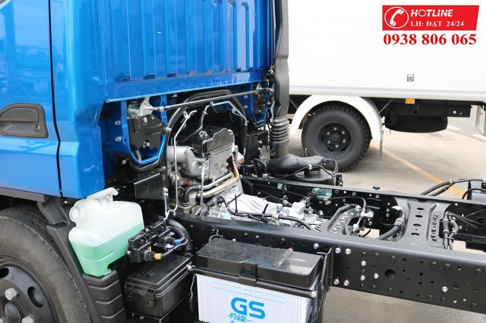 Xe tải Nhật Bản, Mitsubishi Fuso Canter 4.99, tải trọng 2,1 tấn
