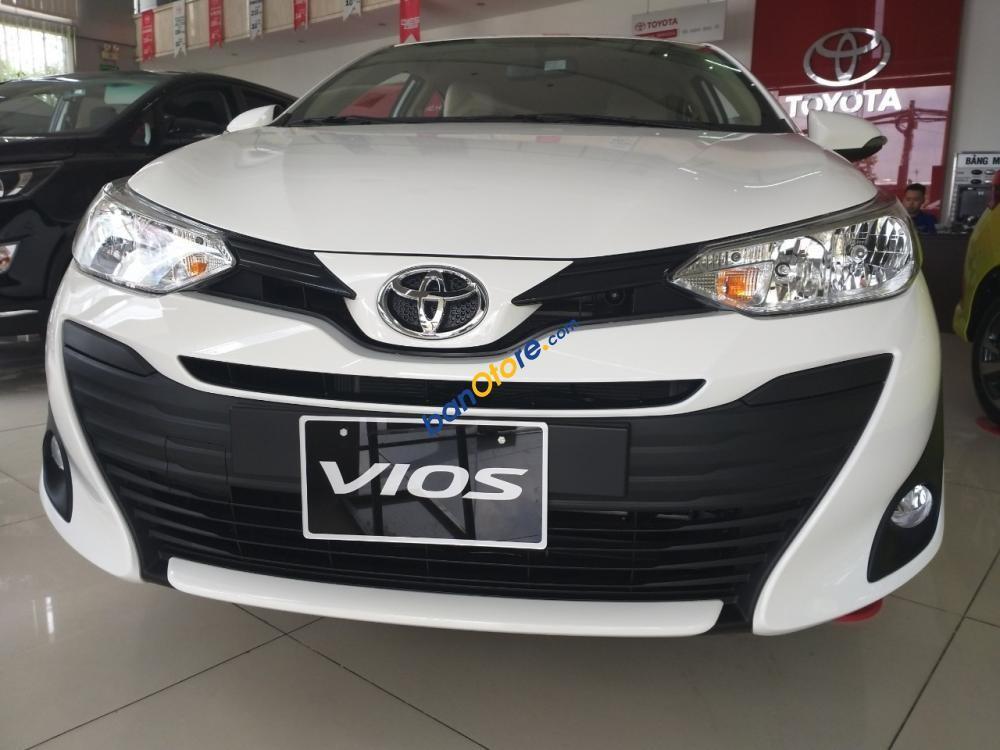 Toyota Vios 2018, trả góp lãi suất thấp, nhanh gọn, nhận xe ngay. LH 0907751089 để nhận ưu đãi cực tốt