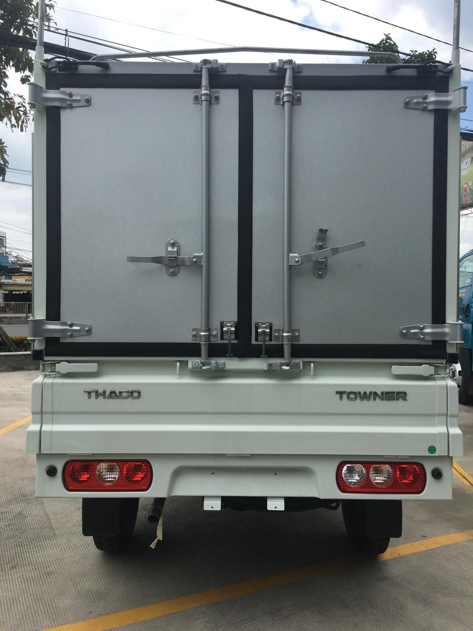 Cần bán Thaco TOWNER sản xuất 2018, màu trắng giá cạnh tranh