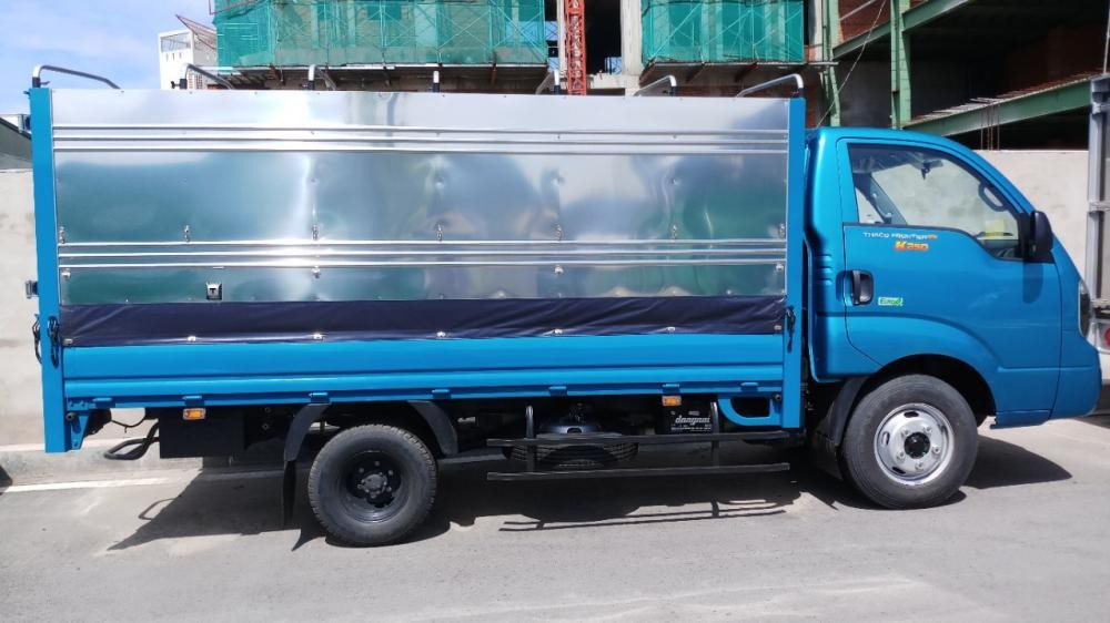 Bán Kia Frontier K250 sản xuất 2018, màu xanh lam