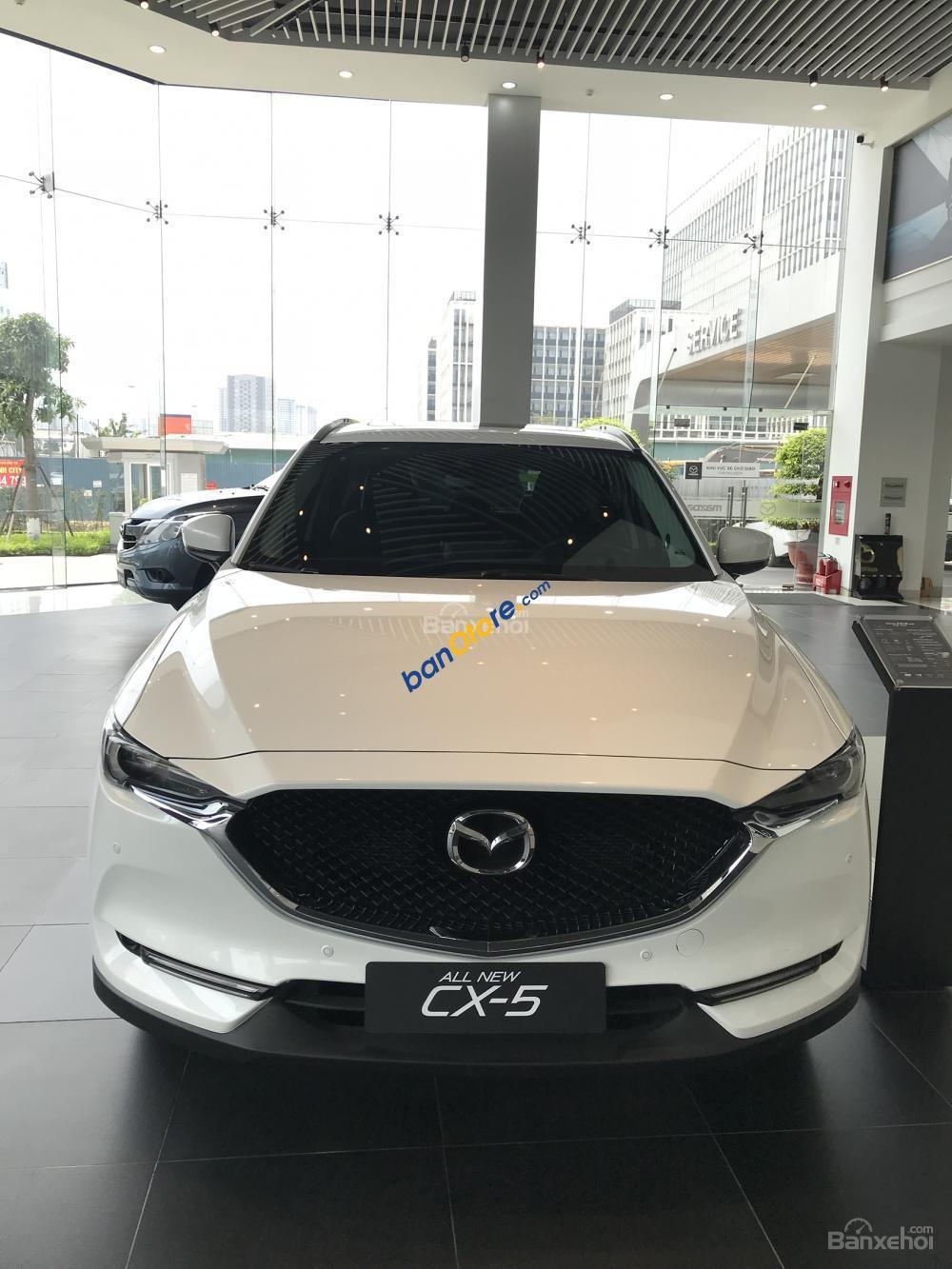 Mazda Bình Tân bán Mazda CX5 New 2018 đủ màu, khuyến mãi lớn, sẵn xe giao ngay, LH 0909.272.088
