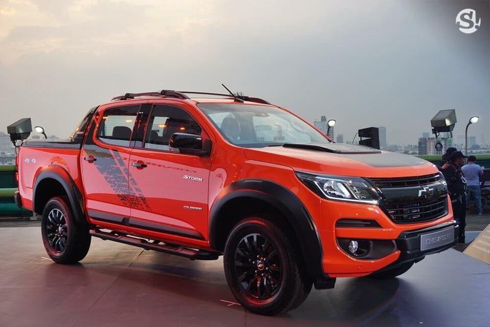 Xe bán tải Chevrolet Colorado Storm đời 2018 new giá cực tốt tại Thanh Hóa. LH - 0936.127.807 mua xe trả góp toàn quốc