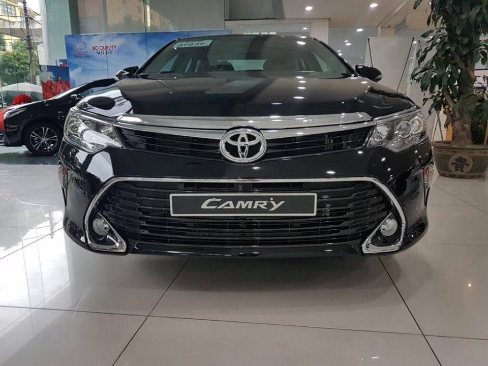 Đại lý Toyota Thái Hòa - Từ Liêm, bán xe Toyota Camry 2.5Q năm 2019, đủ màu, LH 0964898932
