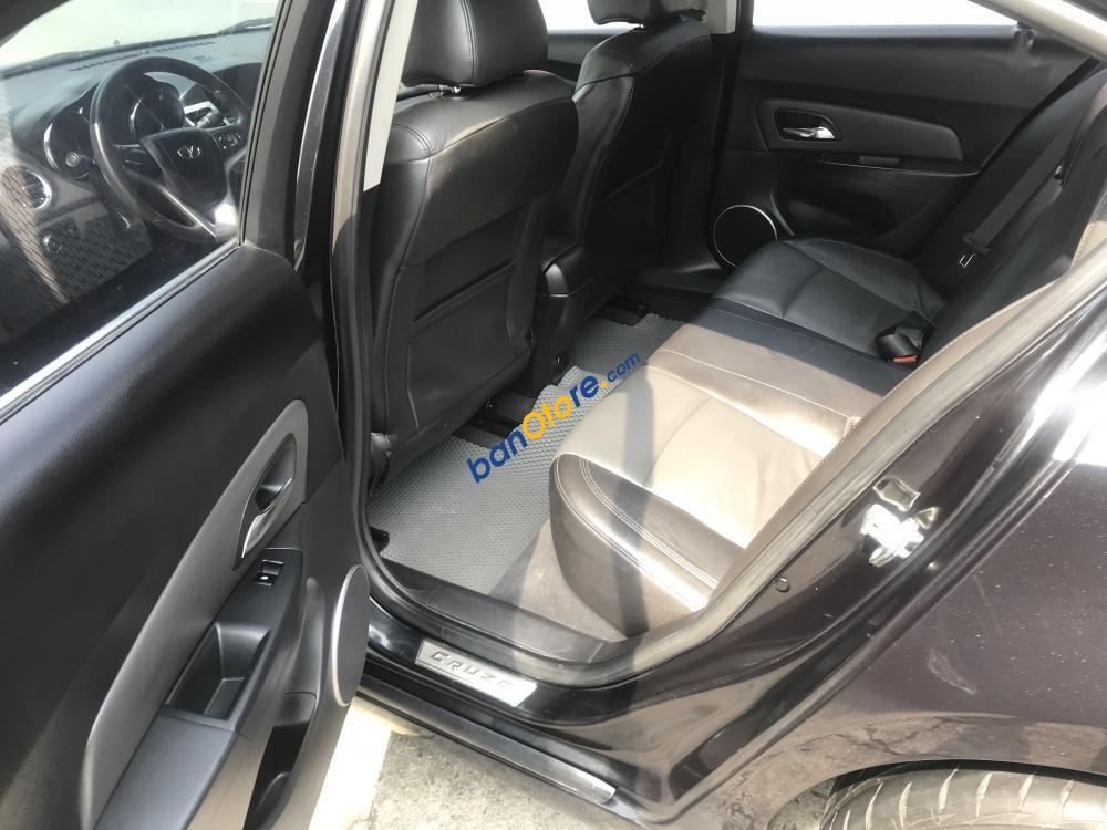 Bán ô tô Daewoo Lacetti 1.6 CDX đời 2009, màu đen, nhập khẩu nguyên chiếc