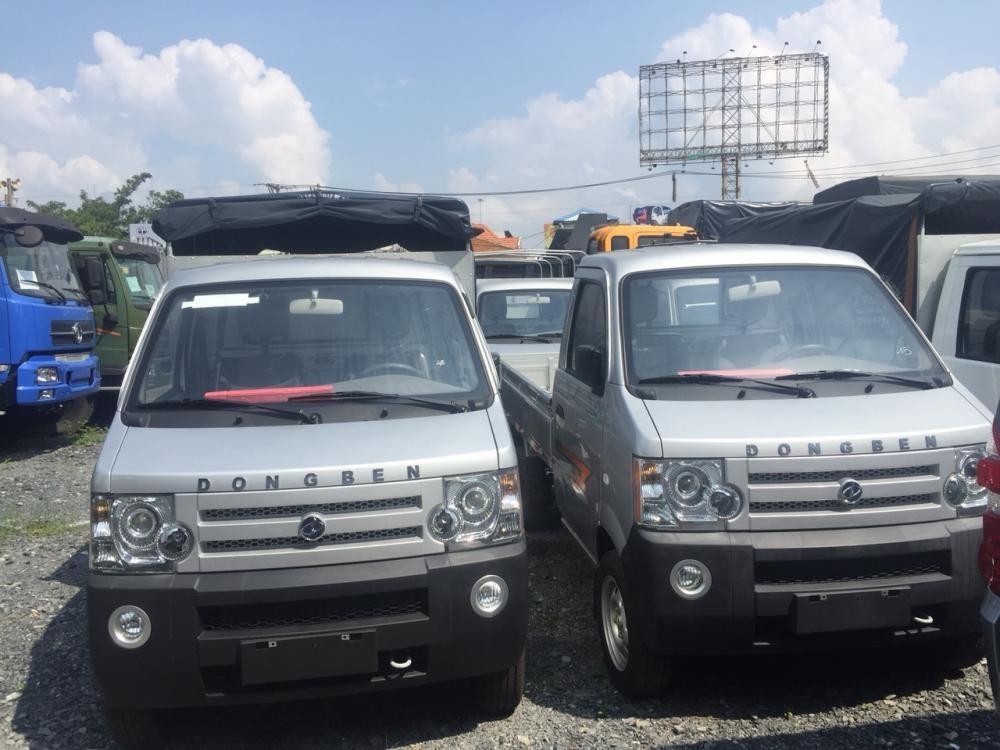 Bán trả góp xe tải Dongben 870kg, trả trước 30 triệu lấy xe