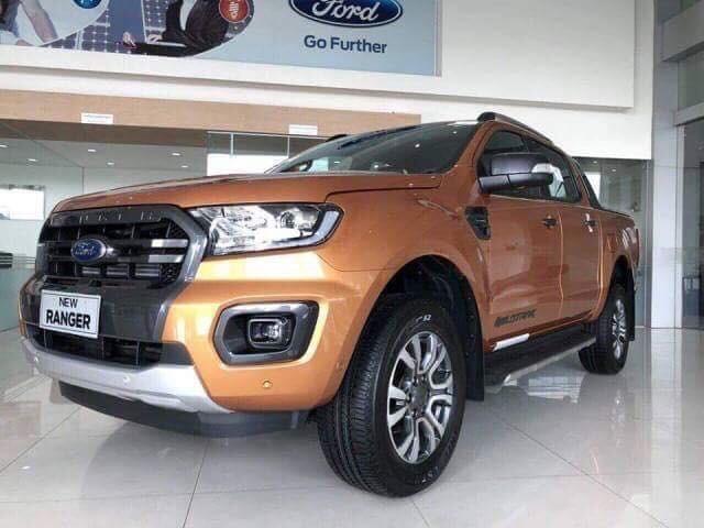 Cần bán xe Ford Ranger Wildtrak 2.0L 2019, nhập khẩu Thái Lan, PK: Nắp thùng, lót thùng, phim, BHVC,... LH: 0935437595