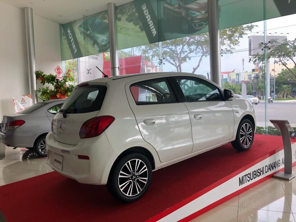 Bán xe Mirage số tự động, xe nhập Thái, giá tốt, lợi xăng 5L/100km, cho vay 80%, thủ tục đơn giản - LH: 0905.91.01.99