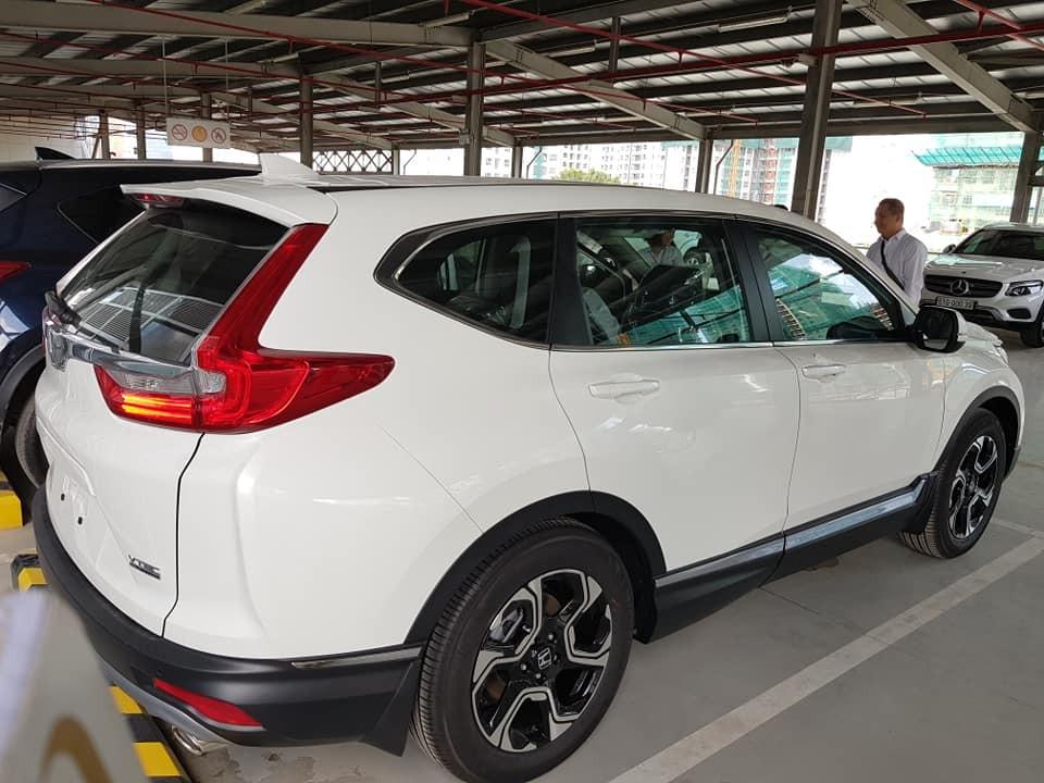 Honda CR V L 2020 nhập khẩu nguyên chiếc, hỗ trợ vay 85%, LH: 0904567404