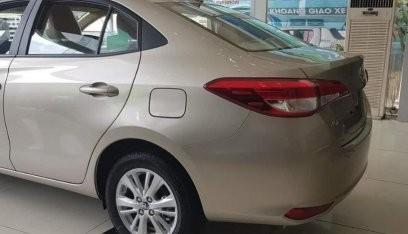 Đại lý Toyota Thái Hòa-Từ Liêm, Vios 1.5G AT 2019 full option, giao xe ngay, LH 0964898932