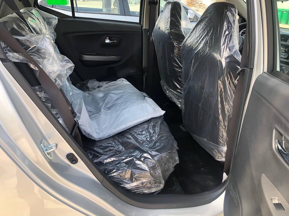 Đại lý Toyota Thái Hòa Từ Liêm bán Toyota Wigo 1.2MT 2018, sẵn xe, đủ màu, giao ngay, nhiều quà tặng - LH: 0964898932
