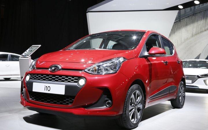 xe 4 chỗ máy dầu Hyundai Grand i10