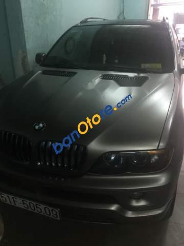 Cần bán gấp BMW X5 năm 2007, màu xám, nhập khẩu nguyên chiếc chính chủ