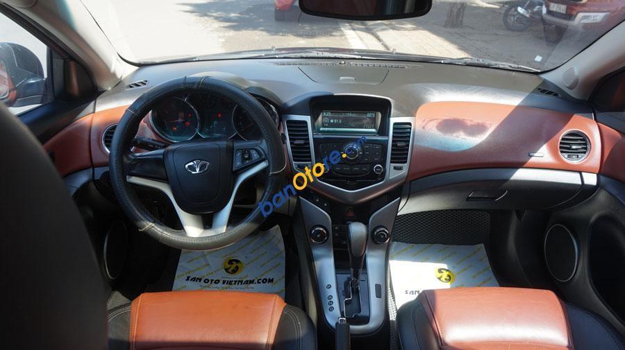 Cần bán Daewoo Lacetti CDX 1.6 AT sản xuất năm 2010, màu đen, nhập khẩu nguyên chiếc