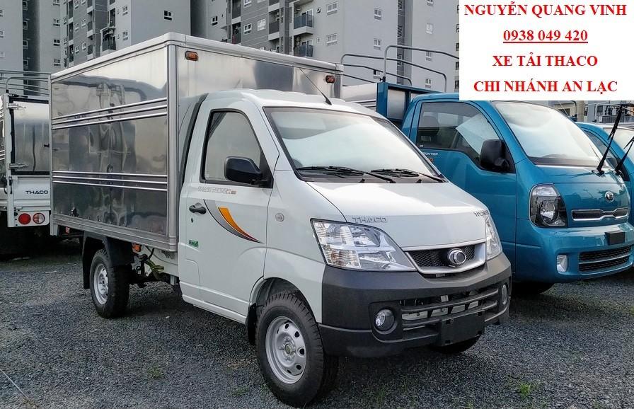 Khuyến mãi 100% lệ phí trước bạ xe tải Thaco Towner990 Euro 4 - động cơ Suzuki - tải trọng 990kg - mới nhất