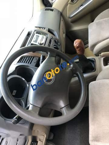 Bán xe Toyota Fortuner 2.5G năm sản xuất 2011, màu bạc, giá chỉ 670 triệu