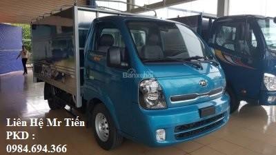 Bán xe tải Kia K200 tải trọng 1,9 tấn máy Hyundai E4, đủ các loại thùng, hỗ trợ trả góp, giá tốt