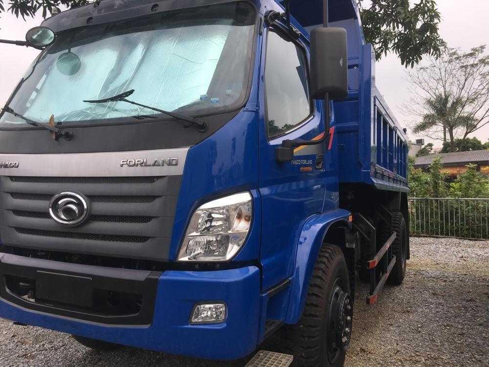 Liên hệ 0969.644.128/0938.907.243 - Bán ô tô Thaco Forland FD9500 2017, màu xanh lam giá cạnh tranh