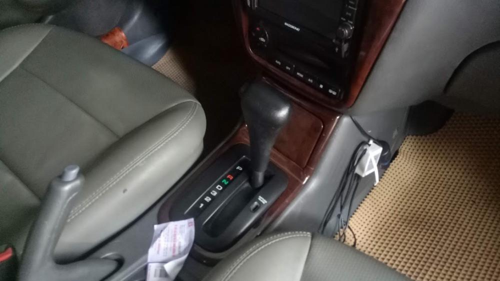 95 triệu có Daewoo Leganza số tự động, xe Hàn Quốc, bản cao cấp CDX đủ đồ chơi