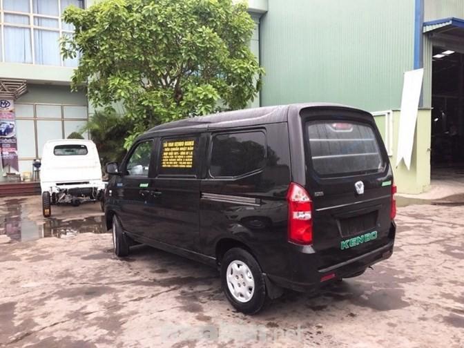 Bán xe tải thùng Kenbo 990, tải van Kenbo, tải van 2 chỗ, 5 chỗ Kenbo 5 chỗ tại Thái Bình