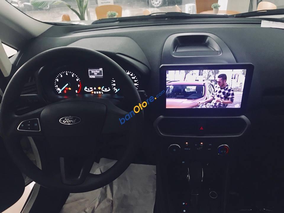 Đưa trước 130tr là mang xe Ecosport 2018 về nhà, Khuyến mãi: BHVC, phim, camera, lót sàn,... LH ngay: 093.543.7595