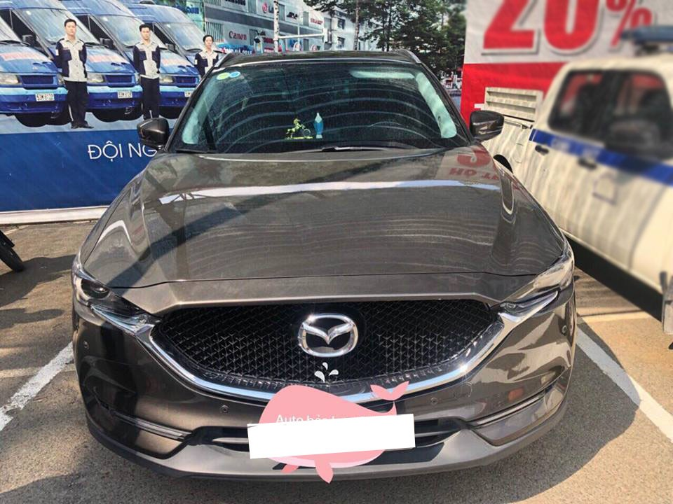 Cần bán gấp Mazda CX5 2018. Xe màu xám nâu