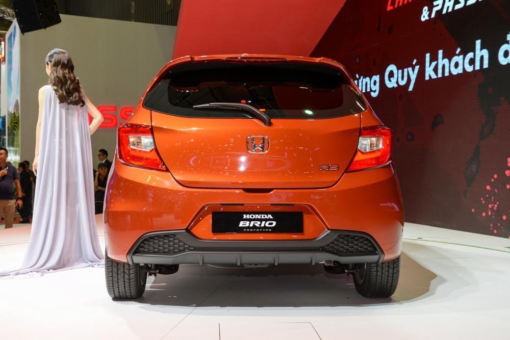 Bán Honda Brio 2019, xe đủ màu, nhập khẩu chính hãng, quà tặng hấp dẫn