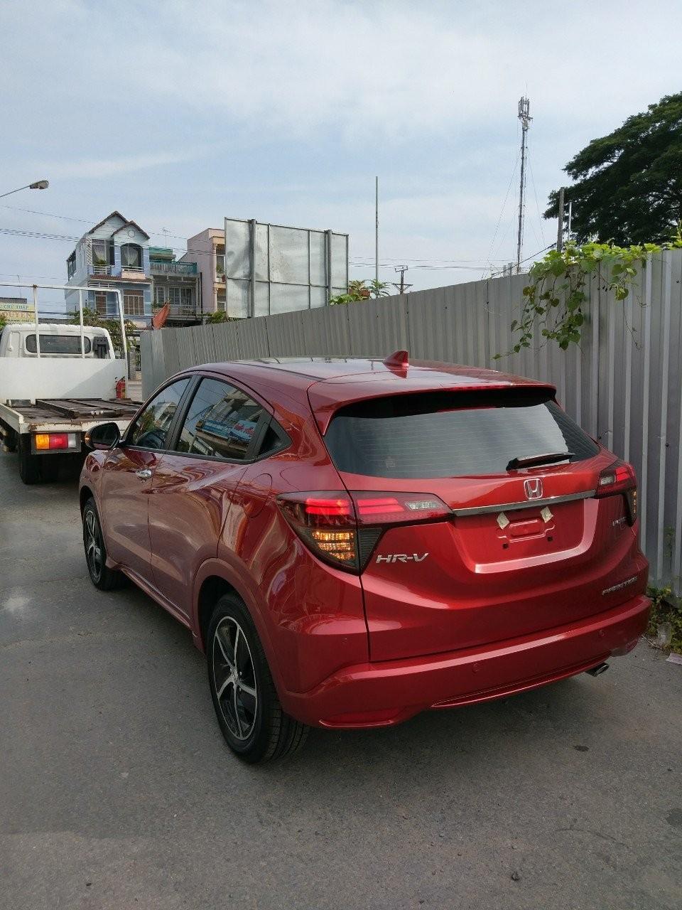 Bán Honda HR-V 2020, màu đỏ, xe nhập khẩu, giá tốt, khuyến mại tốt