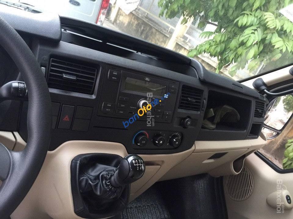 Bán xe Ford Transit SVP 2018, xe giao ngay, giá cực tốt, lh: 0918889278 để nhận khuyến mãi lớn