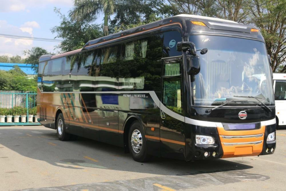 Bán Samco Primas Limousinea 22 phòng - Động cơ Isuzu