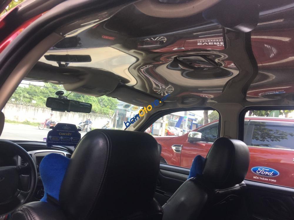 Cần bán Ford Escape 2.3L AT đời 2018, màu đỏ giá cạnh tranh