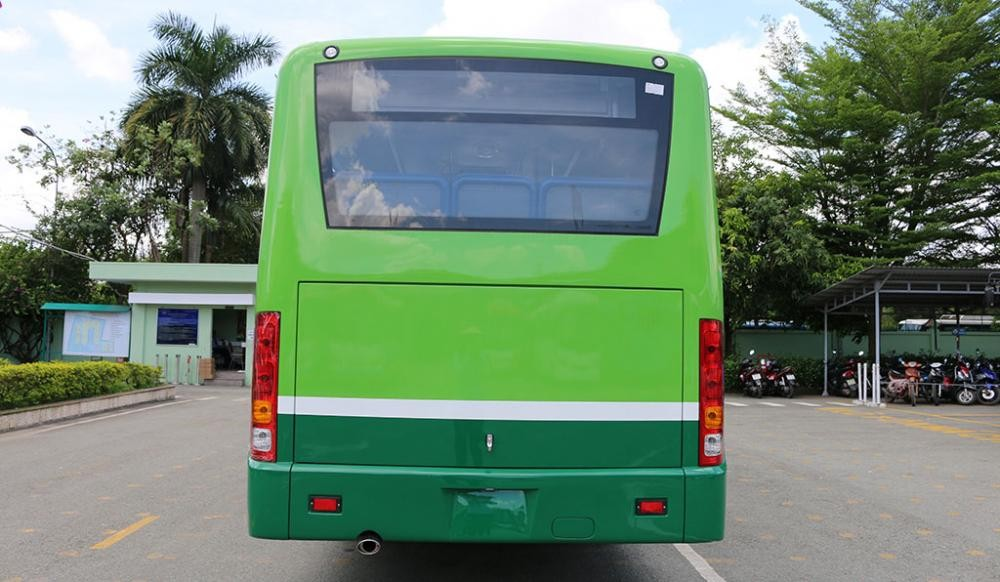 Bán xe buýt Samco City I. 51 - Diesel